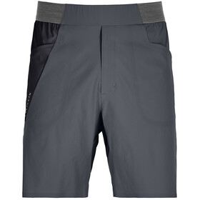 Ortovox Piz Selva Light Shorts Herre black raven